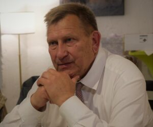 Zdjęcie dyrektora Stanisława Dzownnika