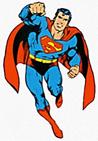 Wizerunek Supermena
