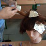 Zdjęcie nr 3 z kursu fryzjerskiego w ramach projektu Zawodowa współpraca 3